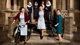Call The Midwife returns for a Christmas Special in December and a fourth series in January 2015