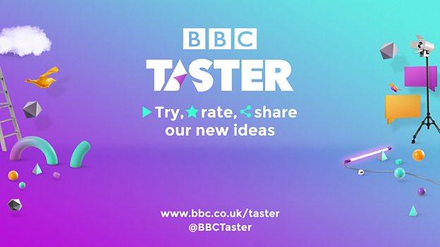 BBC Taster