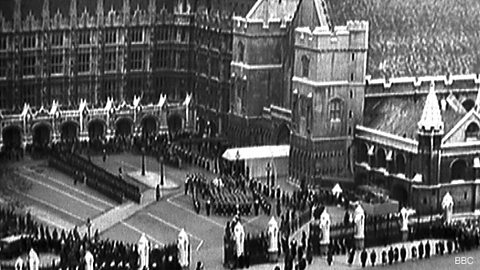 BBC Parliament to broadcast a remastered version of  Sir Winston Churchill's State Funeral - 50 years on