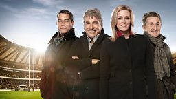 Bigger than ever across the BBC – the Six Nations 2015