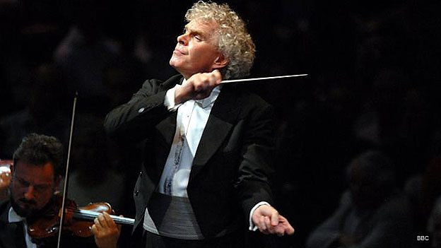 Sir Simon Rattle at 60