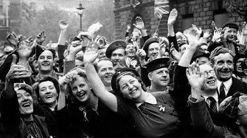 BBC marks 70th anniversary of VE Day and honours Greatest Generation