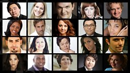 Opera's top 20 international young stars revealed as BBC Cardiff Singer of the World 2015 finalists