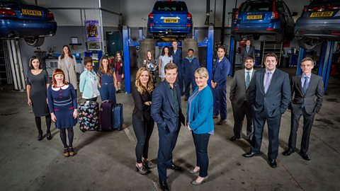 Ordinary Lies - highly anticipated new primetime drama for BBC One