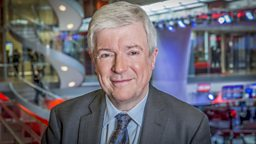 Tony Hall: 'The BBC of the internet age will be a BBC truly open to partnership.'