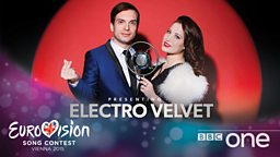 Electro Velvet unveiled as UK Entrant for Eurovision Song Contest 2015