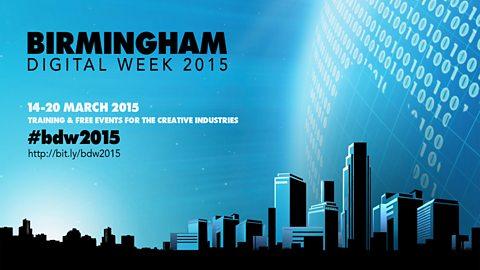 BBC Birmingham and City Partners to host Birmingham's first Digital Week