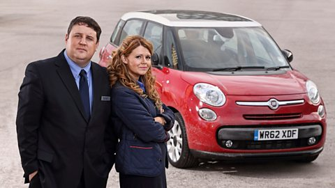 Peter Kay's Car Share has record-breaking premiere on BBC iPlayer