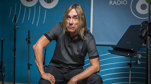 Iggy Pop returns to BBC Radio 6 Music