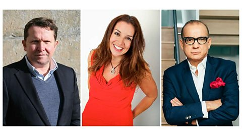 Three new Dragons enter The Den for Series 13