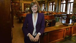 Fiona Bruce marks her 100th Antiques Roadshow and unveils Roadshow locations for 2015