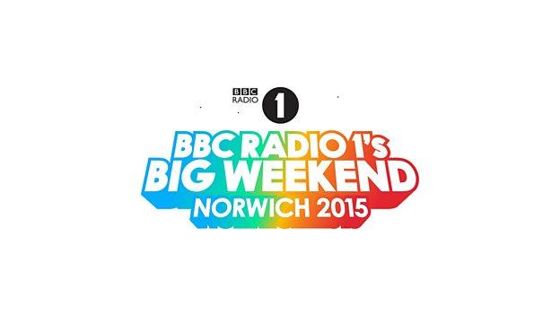 Radio 1 Big Weekend Norwich 2015