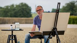 BBC One's The Big Painting Challenge winner revealed as Paul Bell