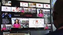 BBC Tamil TV news bulletins launch on Thanthi TV