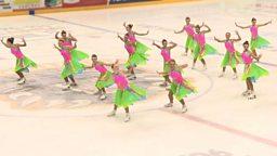 CBBC explores the world of Ice Stars