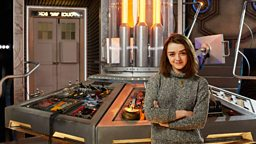 Doctor Who reveals Maisie Williams as guest star