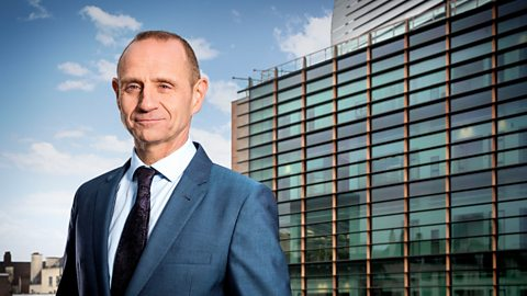 BBC announces leader interviews presented by Evan Davis