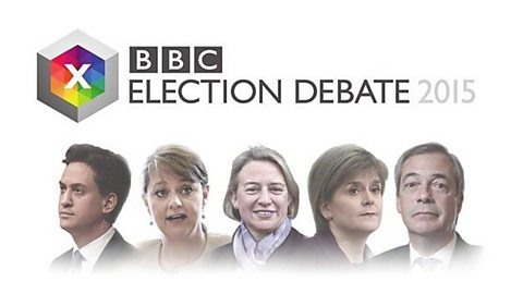 BBC Election Debate 2015
