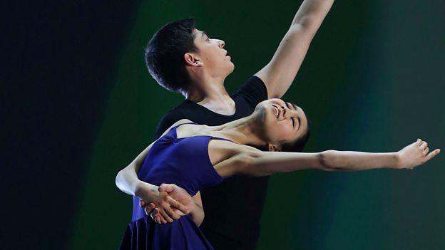 BBC Young Dancer 2015 - Ballet Final