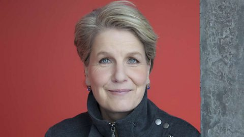 Sandi Toksvig signs off from The News Quiz