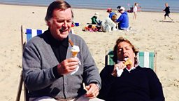 Terry & Mason's Great Food Trip: Interview with Terry Wogan and Mason McQueen