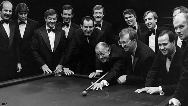 BBC Snooker: Pot Black and beyond