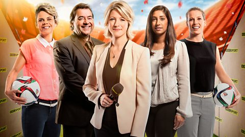 FIFA Women's World Cup 2015 on the BBC