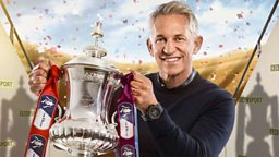 FA Cup Final 2015 on the BBC