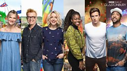 BBC Music announces plans for Glastonbury 2015