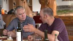Patagonia with Huw Edwards