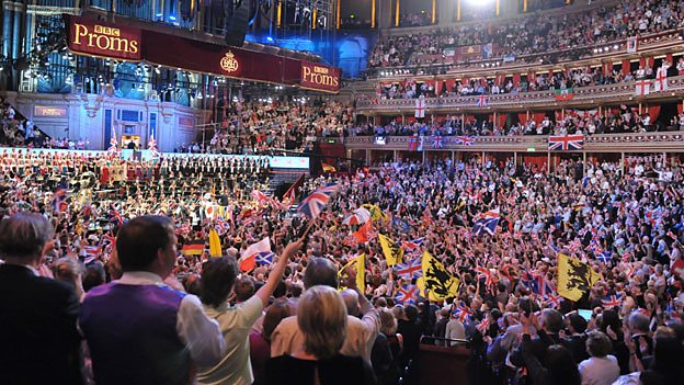 Going to the Proms?