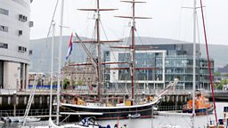 Experience the Tall Ships with BBC Northern Ireland