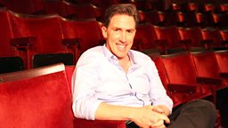 Rob Brydon at 50