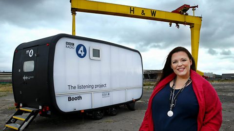 The BBC Listening Project on tour arrives in Northern Ireland