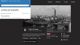 Find over 8,000 TV and radio programmes on bbc.co.uk