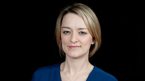Laura Kuenssberg has been appointed the BBC's new Political Editor