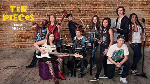 BBC Music launches Ten Pieces Secondary film