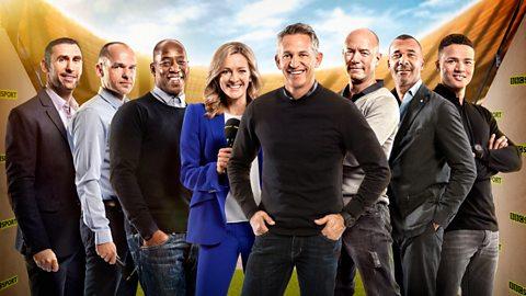 2015/16 Football on the BBC