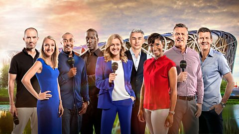 World Athletics Championships 2015 on the BBC - across TV, radio and online