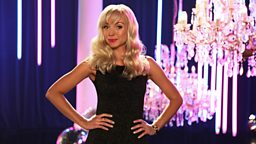Helen George is confirmed for Strictly Come Dancing 2015