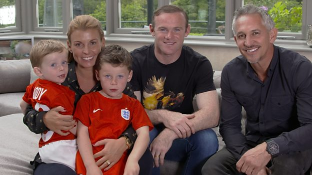 Wayne Rooney - The Man Behind The Goals
