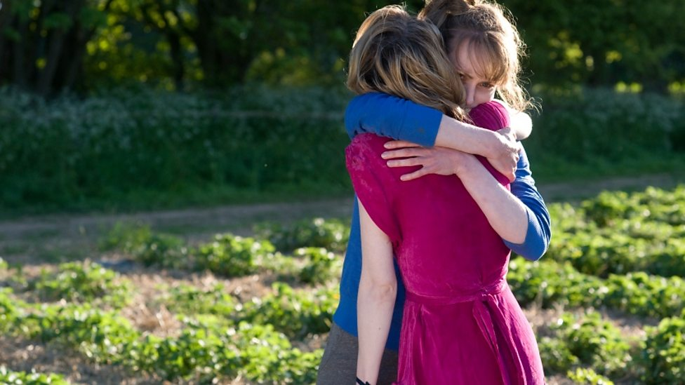 Christine Bottomley and Anna Madeley in Strawberry Fields