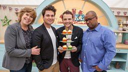 New judges announced for CBBC's Junior Bake Off