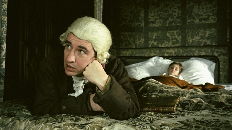 Steve Coogan and Joe Williams in A Cock And Bull Story