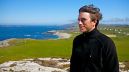 A new Religion & Ethics commission for BBC Two announced - Ireland With Simon Reeve