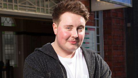 EastEnders cast transgender actor