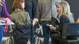 Recruitment Evening for Technically Talented Disabled People