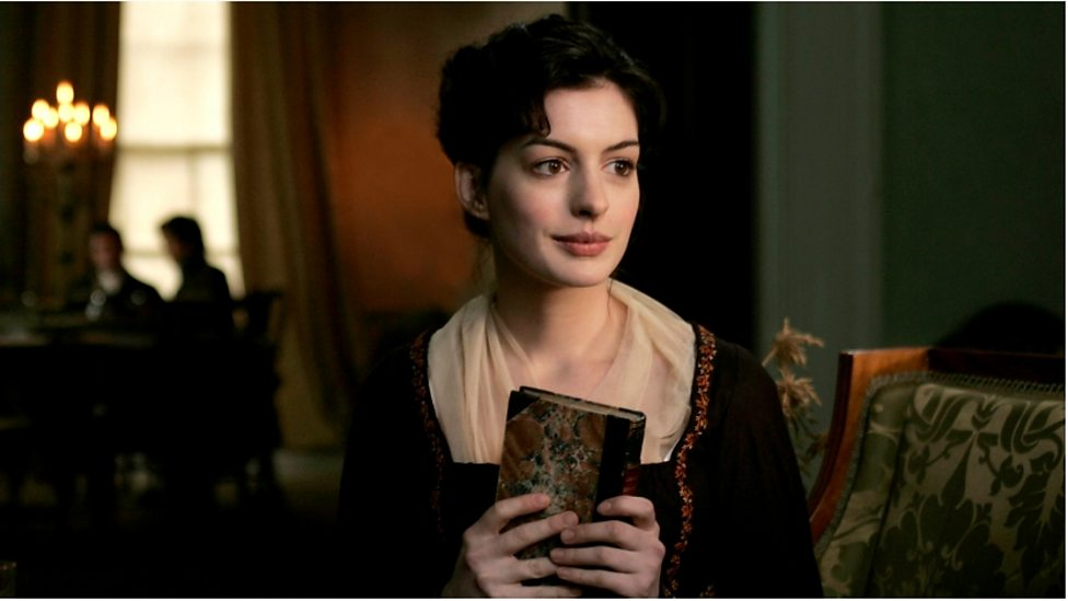Anne Hathaway in Becoming Jane