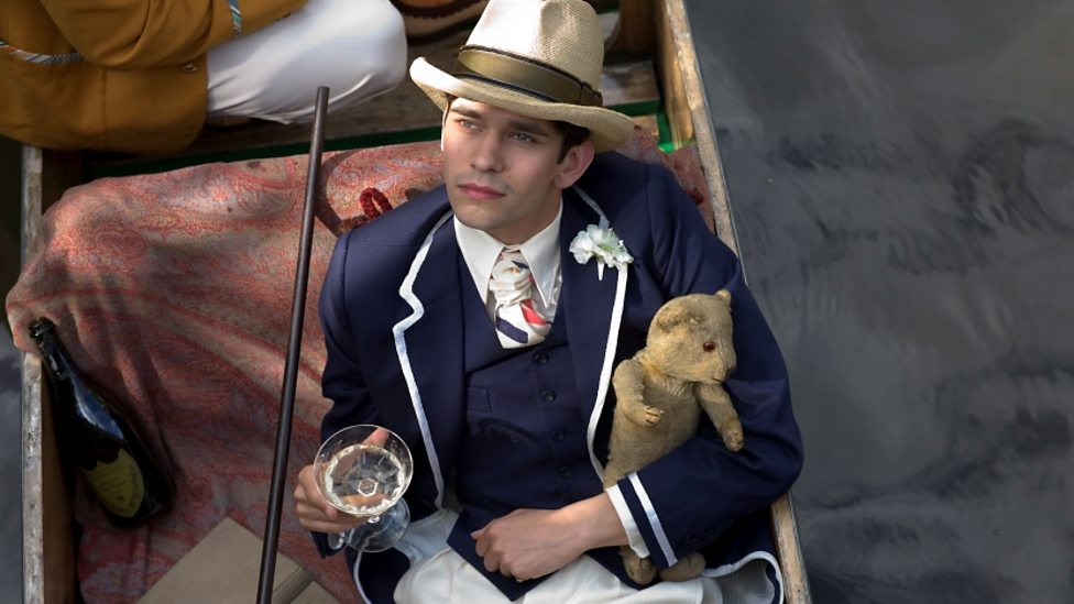 Ben Whishaw in Brideshead Revisited