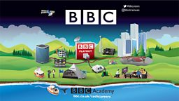 World-renowned training with BBC Academy